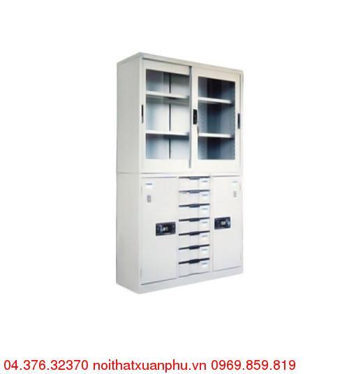 Hình ảnh sản phẩm Tủ ghép CAT118G-CAT118-7D