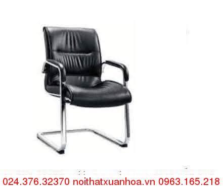 Hình ảnh sản phẩm Ghế phòng họp Xuân Hòa GM-43-00 chân quỳ