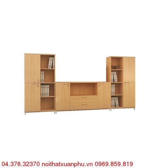 Hình ảnh sản phẩm Tủ ghép bộ HR1800-2B và HR950-3B