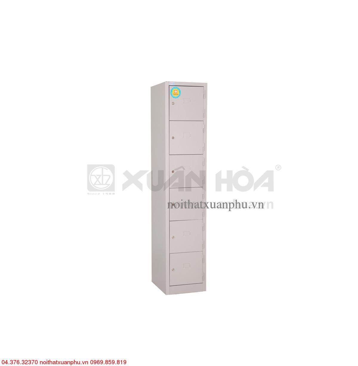 Hình ảnh sản phẩm Tủ loocker LK-6N-01
