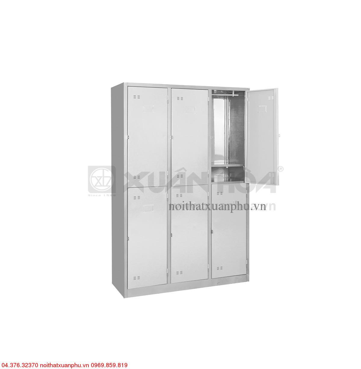 Hình ảnh sản phẩm Tủ loocker LK-6N-03