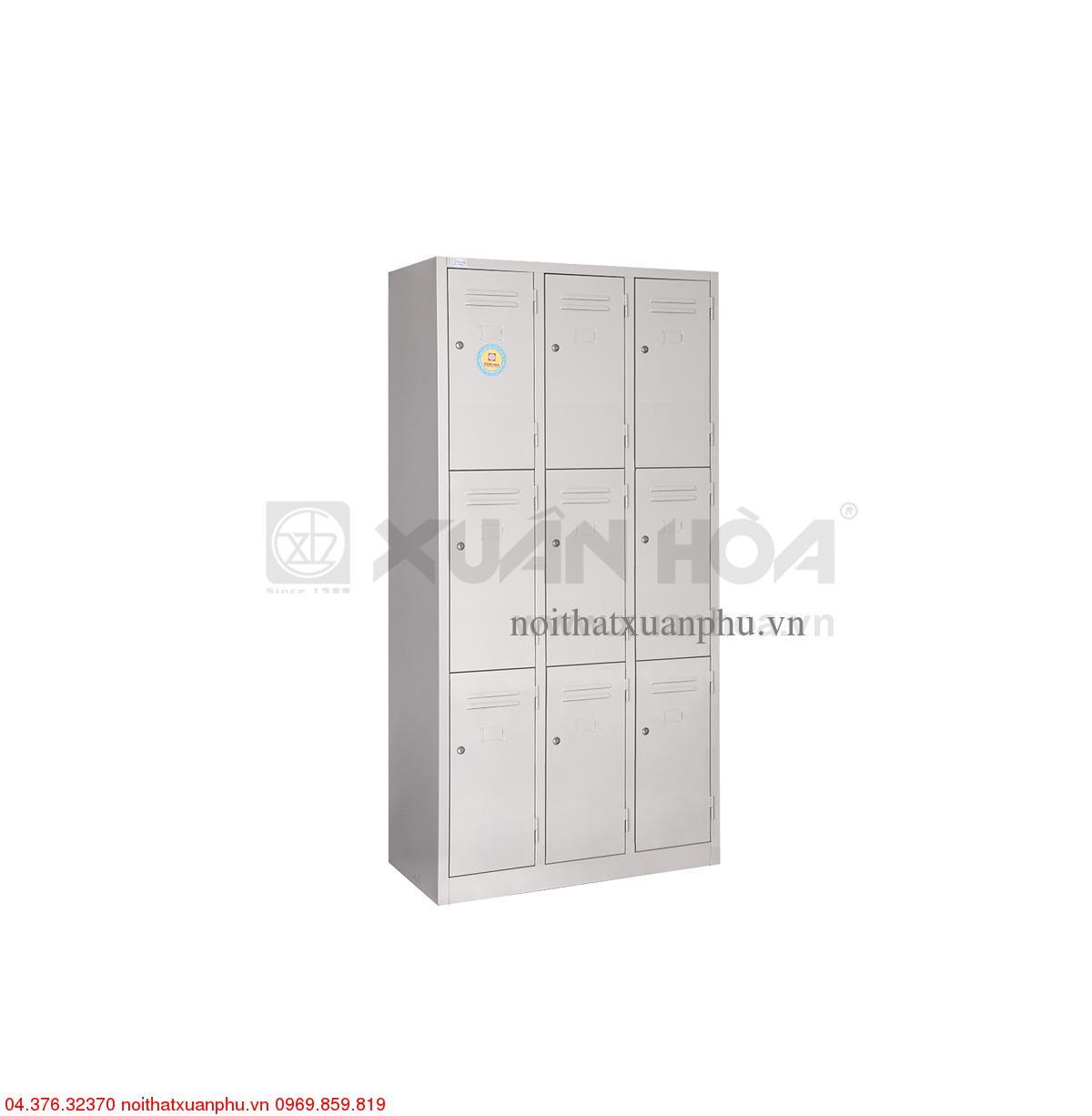 Hình ảnh sản phẩm Tủ loocker LK-9N-03
