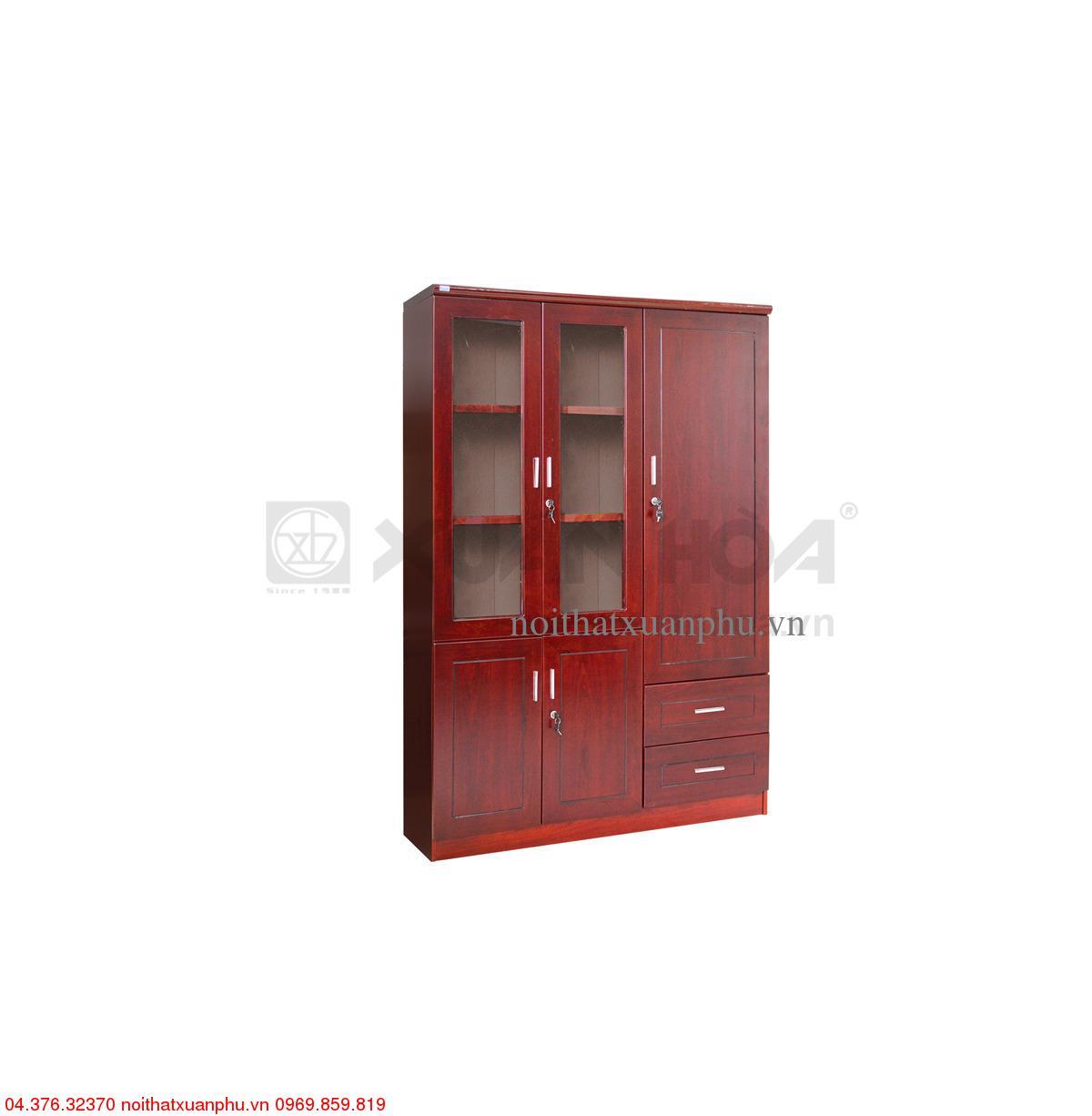 Hình ảnh sản phẩm Tủ gỗ sơn TGD-02-00