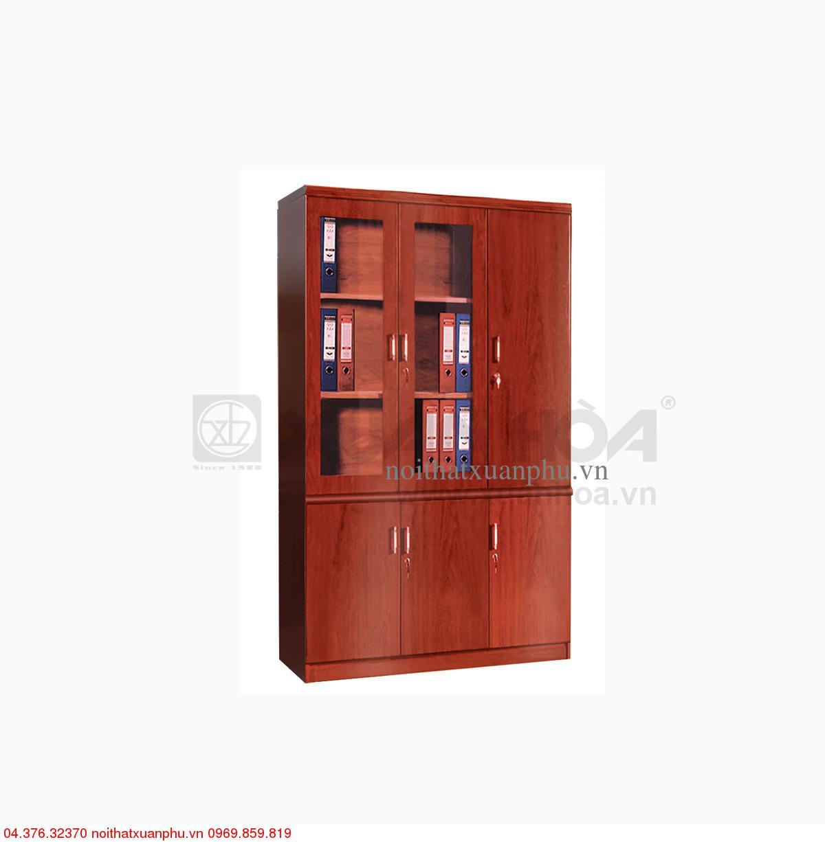 Hình ảnh sản phẩm Tủ gỗ sơn TGD-03-00-PU