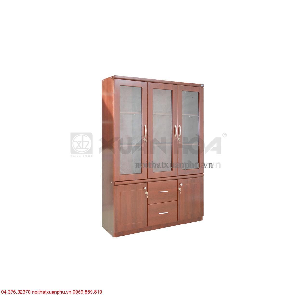 Hình ảnh sản phẩm Tủ gỗ sơn TGD-05-00PU