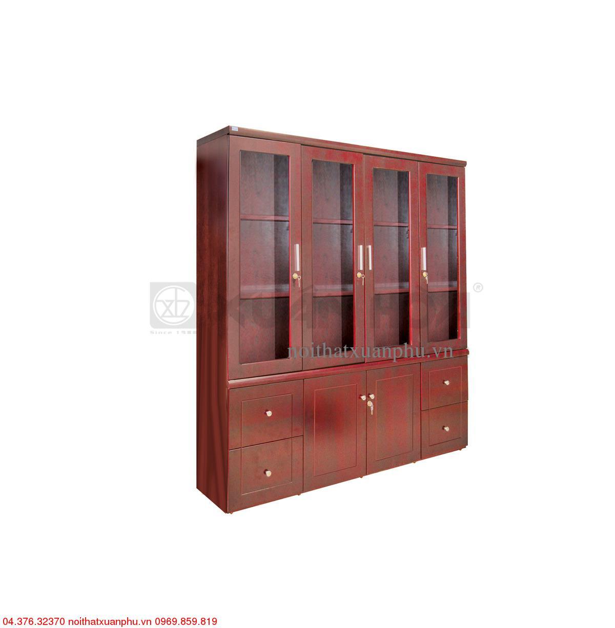 Hình ảnh sản phẩm Tủ gỗ sơn TGD-07-00