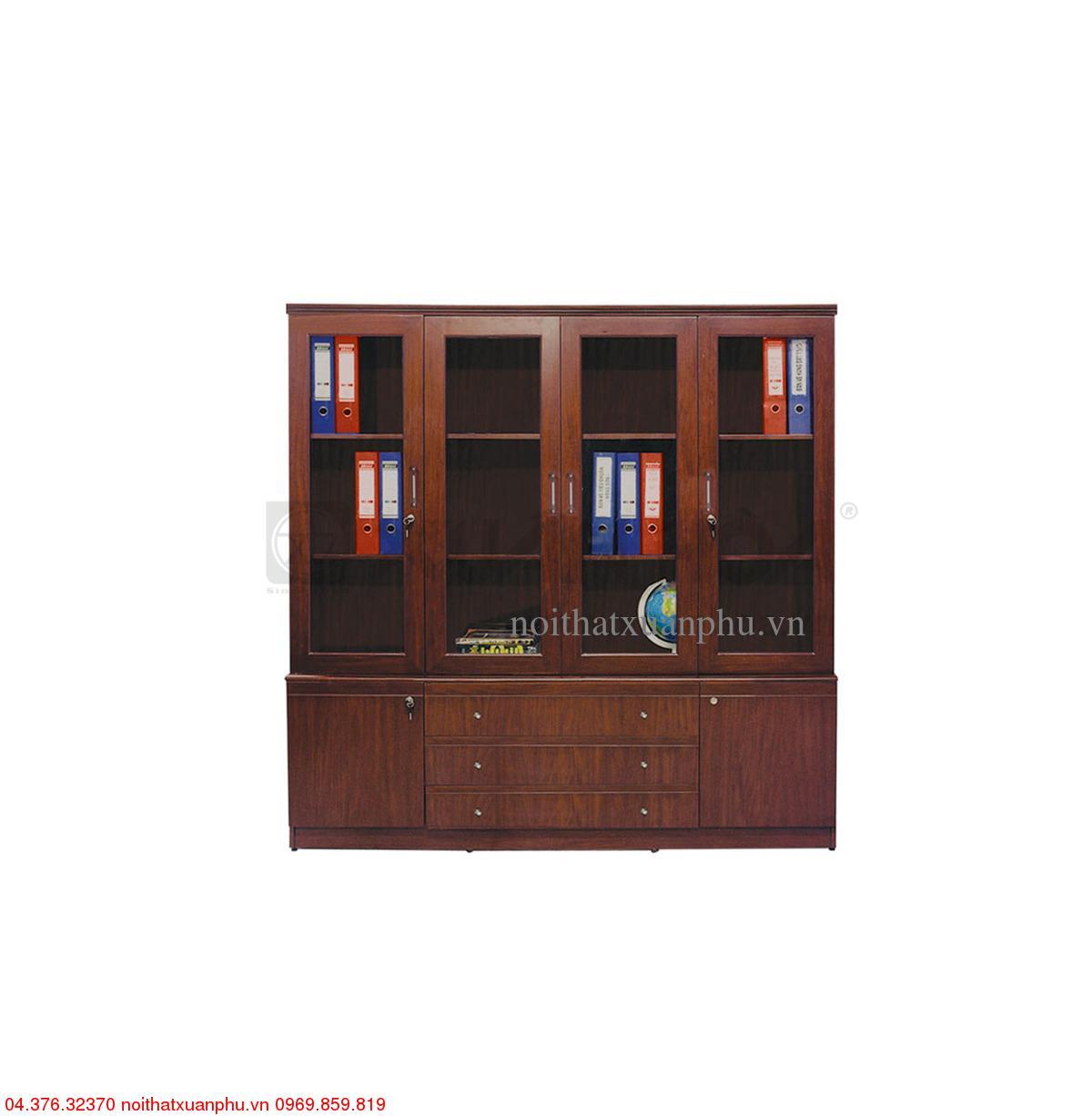 Hình ảnh sản phẩm Tủ gỗ sơn TGD-08-00-PU