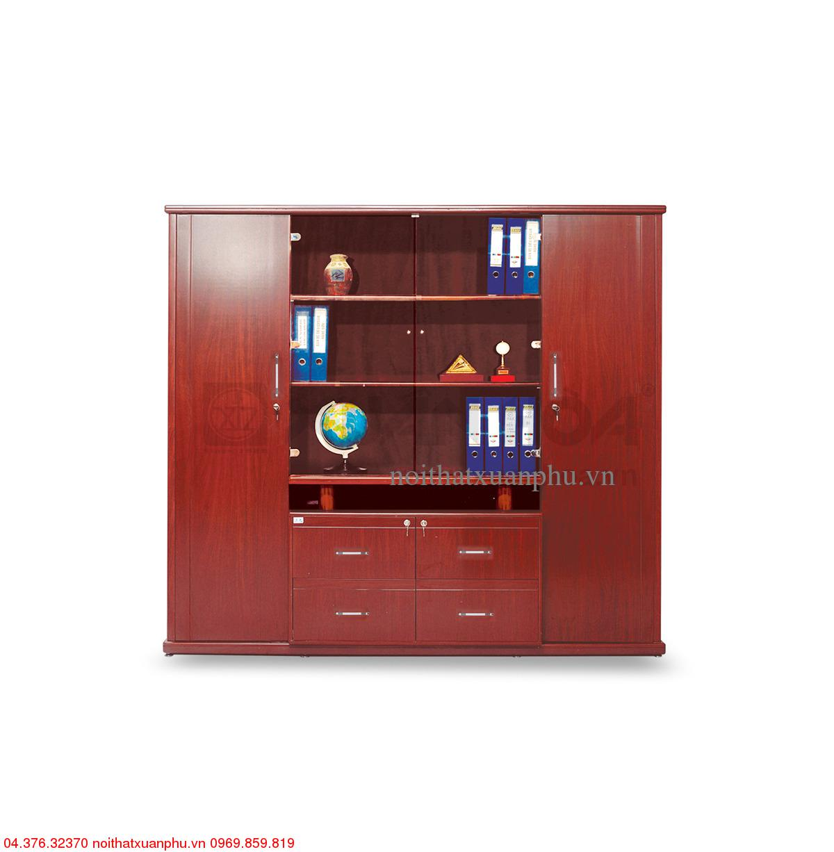 Hình ảnh sản phẩm Tủ gỗ sơn TGD-2211-PU