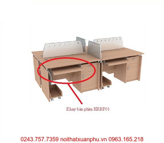 Hình ảnh sản phẩm Khay bàn phím HRBF01