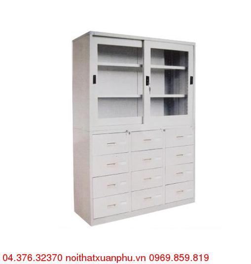 Hình ảnh sản phẩm Tủ ghép CAT118G-CAT118-12D
