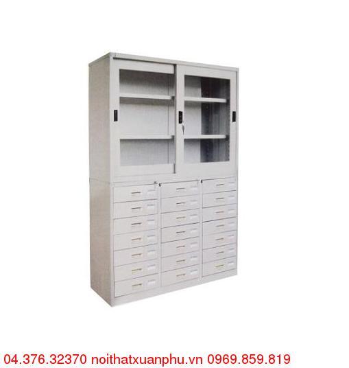 Hình ảnh sản phẩm Tủ ghép CAT118G-CAT118-21D