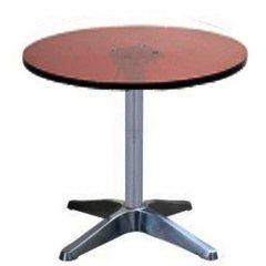 BCF107T-55-KSM bàn cafe chân sắt sơn, hòa phát,kính sơn mầu