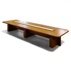 BH48V bàn họp gỗ công nghiệp phủ melamine nội thất 190