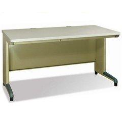 BS14-LG bàn làm việc chân sắt mặt gỗ melamine nội thất 190