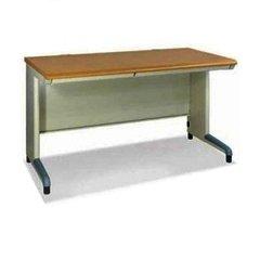 BS14-MV bàn làm việc chân sắt mặt gỗ melamine nội thất 190