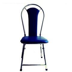 G05-I PVC ghế gấp hòa phát đệm giả da,khung inox