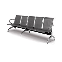 GC01M-5 ghế phòng chờ chân mạ nội thất 190 bộ quốc phòng