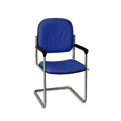 Ghế chân quỳ, khung ống thép Ø25,4 mạ GS-21-05