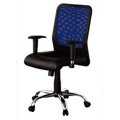 GX08.1-M ghế xoay lưới nội thất 190