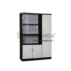 Tủ gỗ văn phòng Xuân Hòa TG-12-00 120 x 42 x 184 cm