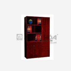 Tủ gỗ sơn TGD-03-01-PU