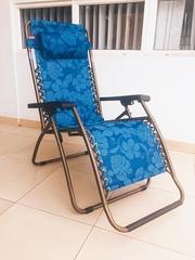 Ghế thư giãn GXL-01-00 màu hoa xanh