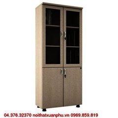 Tủ gỗ văn phòng ECO Fami SME8350