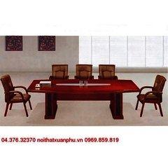 FM-2429#P bàn họp fami,gỗ công nghiệp phủ sơn PU