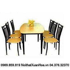 Bộ bàn phòng ăn BCN-06-00 Xuân Hoà