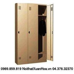 Tủ sắt văn phòng locker LK-1N-03 Xuân Hòa