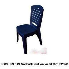 ghế tựa đại đức 2155 công ty nhựa Song Long xám