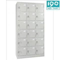 Tủ siêu thị 18 ngăn TS10